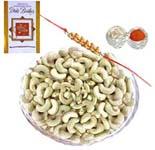 Dry Kaju Thali