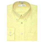 Louis Philippe - Lemon Yellow Shirt
