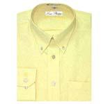 Louis Philippe - Lemon Yellow Shirt