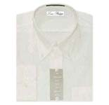 Louis Philippe - Light Cream Colour Shirt