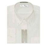 Louis Philippe - Light Cream Colour Shirt