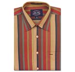 Allen Solly-Luminaire Stripe Shirt - 44