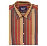 Allen Solly-Luminaire Stripe Shirt - 44