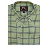 Allen Solly-Corduroy Check Shirt -39