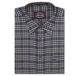 Allen Solly Corduroy Check Shirt-1 - 40