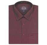 Allen Solly Luminaire Solid Shirt - 40