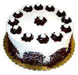 Black Forest Cake-1 Kg.