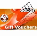 Adidas Gift Vouchers - Rs.1000/-