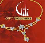Gili Gift Vouchers - Rs.2500/-
