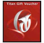 Titan Gift Vouchers - Rs.2000/-
