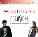 Wills Lifestyle Gift Vouchers - Rs.2000/-