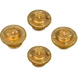 Golden Delight Diya Set- 4 Pcs