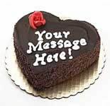 Heart Shape Cake-2 Kg