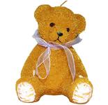 Teddy Candle