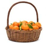 Family Orange Hamper