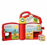 Leapfrog Story Block Book