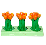 Blooming Flower Candles