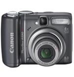 Powershot Digital Camera (Model No A 590IS)