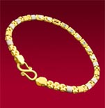 Yug Gold Bracelet (Men)