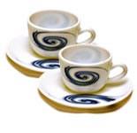 LaOpala Tea Cups
