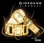 Giordano Timeware Gift Vouchers  Rs. 5000/-