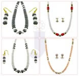 Real Natural Pearl Set Combo (Offer)