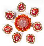 Splendid Deepavali Diyas