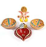 Divine Diya Set