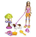 Doggie Park Barbie