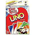 Uno Speed Racer Card