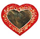 Heart Shape Acrylic Frame