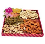 1/2 Kg Mix Dry Fruits Tray