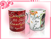 Love mugs as valentine gifts