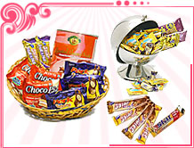 send valentine chocolates to India